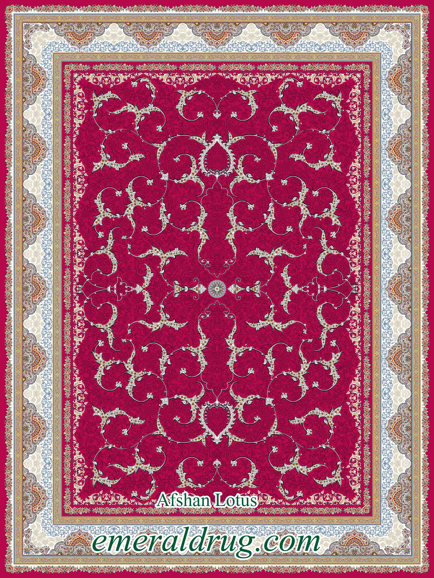 1200Reed-Afshan Lotus-Red
